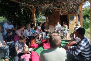 Atelier jardin à la Passerelle à Brive @ Jardin de la Passerelle