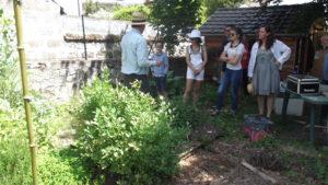 Atelier jardinage au jardin de la Passerelle: tous les mercredis matin @ jardin de la Passerelle