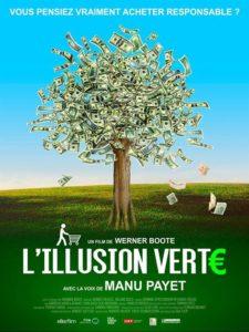 """""""L'illusion verte"""": projection débat au cinéma CCS d'Egletons @ cinéma CCS à Egletons"""