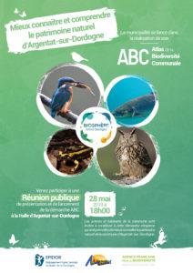 ABC de la biodiversité d'Argentat Sur Dordogne @ halle d'Argentat