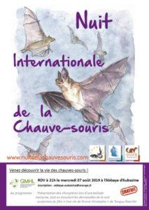 Venez découvrir la vie des chauves souris à Aubazine @ abbaye d'Aubazine