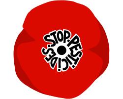 logo stop pesticide