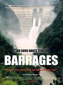 """""""Barrages, l'eau sous haute tension"""" à Meymac @ Cinéma le Soubise à MEYMAC"""