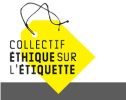 logo collectif ethique etiquette