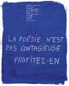 Le printemps des poètes @ 36 avenue Alsace Lorraine 19000 TULLE.